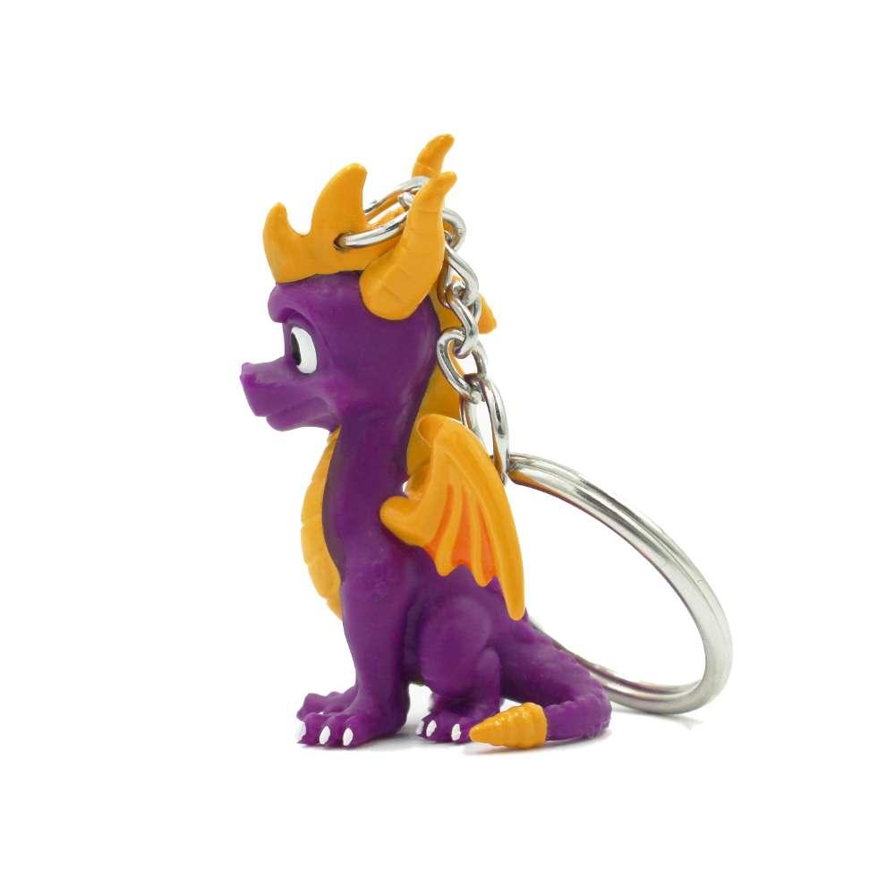 Spyro the Dragon 3D Keyring / Keychain