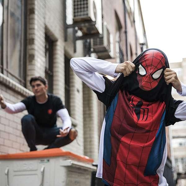 Spider Man Alter Ego T-Shirt