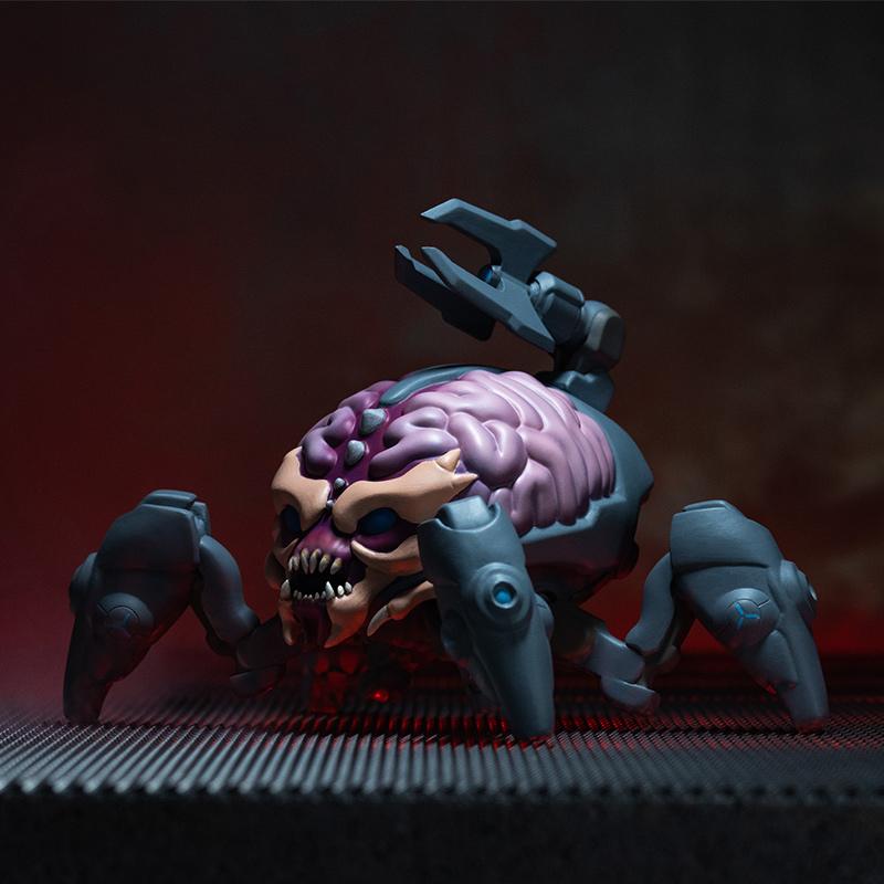 Official DOOM® Arachnotron Collectible Figurine