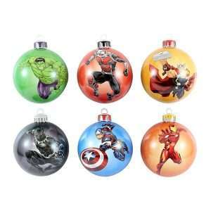 The Avengers Christmas Decorations / Ornaments