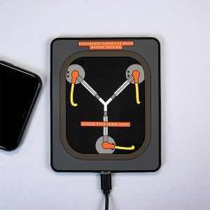 Official Back To The Future Wireless Charging Mat