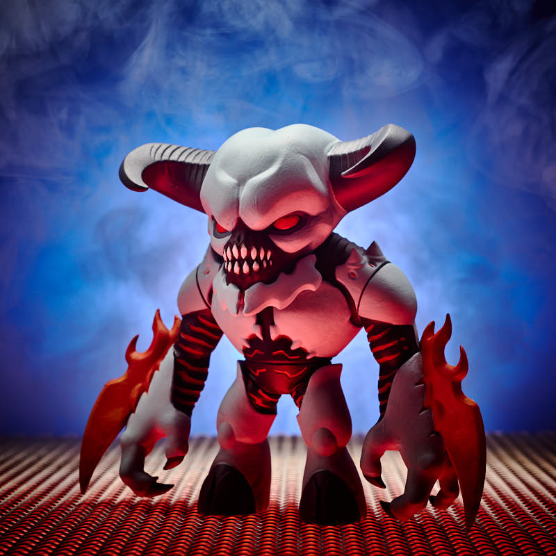 Official DOOM® Baron Of Hell Collectible Figurine