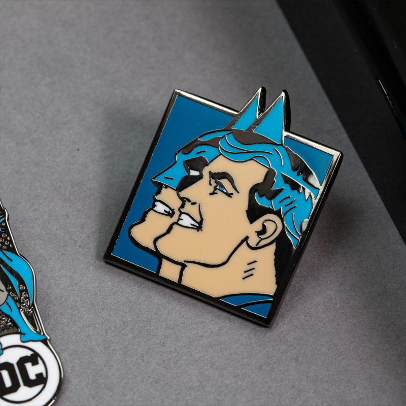 Pin Kings DC Comics Batman Enamel Pin Badge Set 1.3