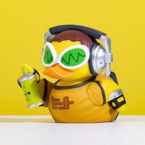 Jet Set Radio Beat TUBBZ Cosplaying Duck Collectible