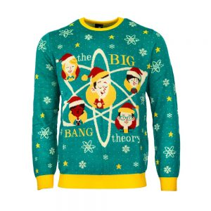 Official The Big Bang Theory Christmas Jumper / Ugly Sweater