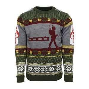 Star Wars Boba Fett Christmas Jumper / Ugly Sweater