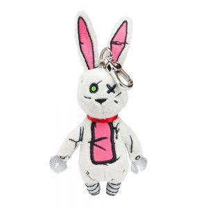 Borderlands 3 Tiny Tina Rabbit Keyring Plush / Plushie