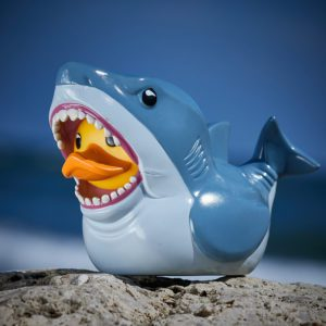 Jaws Bruce TUBBZ Cosplaying Duck Collectible