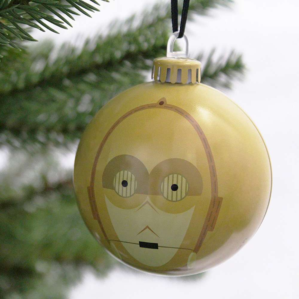 Star Wars A New Hope Christmas Decorations / Ornaments