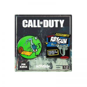 Pin Kings Call of Duty Enamel Pin Badge Set 1.2