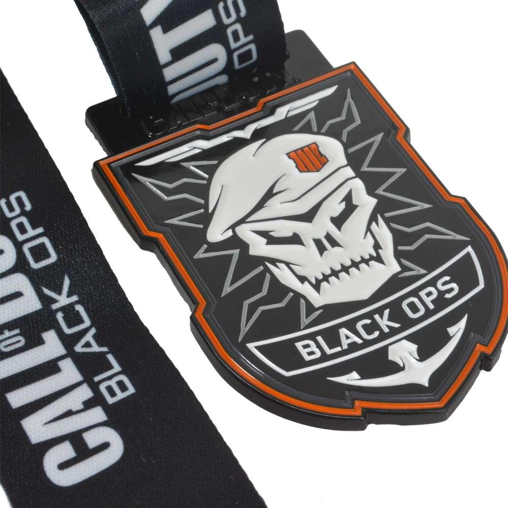 Call of Duty Black Ops 4 Medal & Lanyard