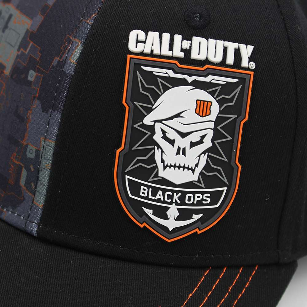 Call of Duty Black Ops 4 Camo Snapback