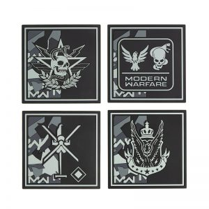 Call of Duty Modern Warfare Coaster Set (4 Pack)