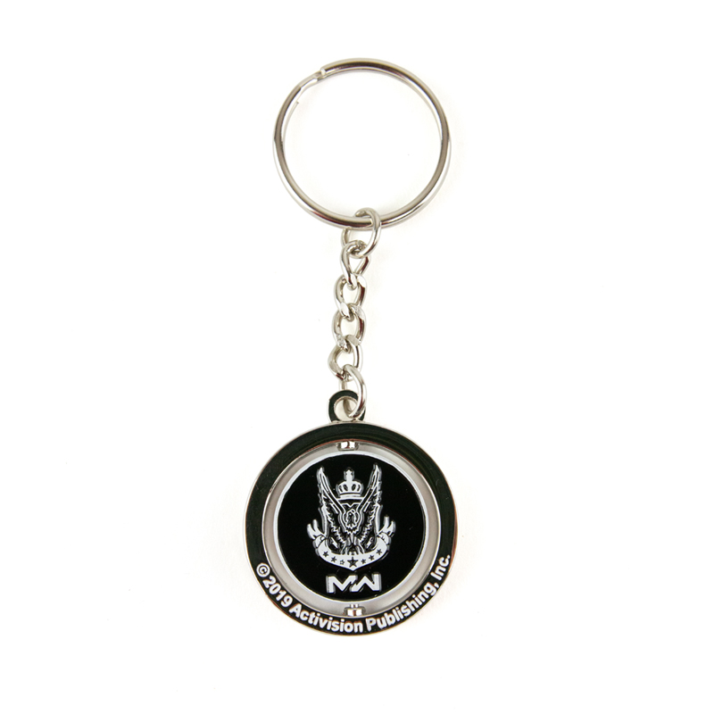 Call of Duty Spinner Keyring / Keychain