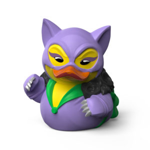 DC Comics Catwoman TUBBZ Cosplaying Duck Collectible