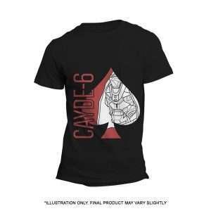 Destiny Cayde-6 Spade T-Shirt