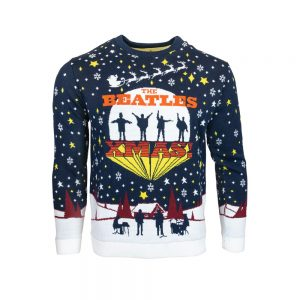 The Beatles Christmas Jumper / Ugly Sweater