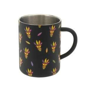Crash Bandicoot Aku Aku Steel Mug