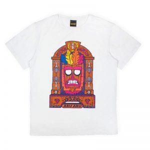 Crash Bandicoot Aku Aku T-Shirt