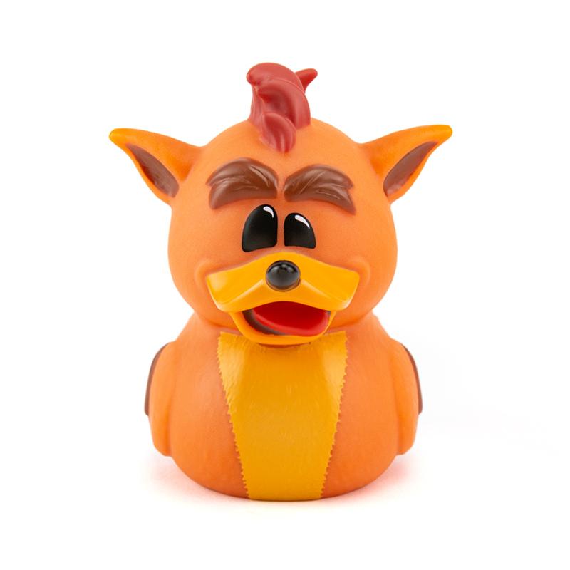 Crash Bandicoot Crash TUBBZ Cosplaying Duck Collectible
