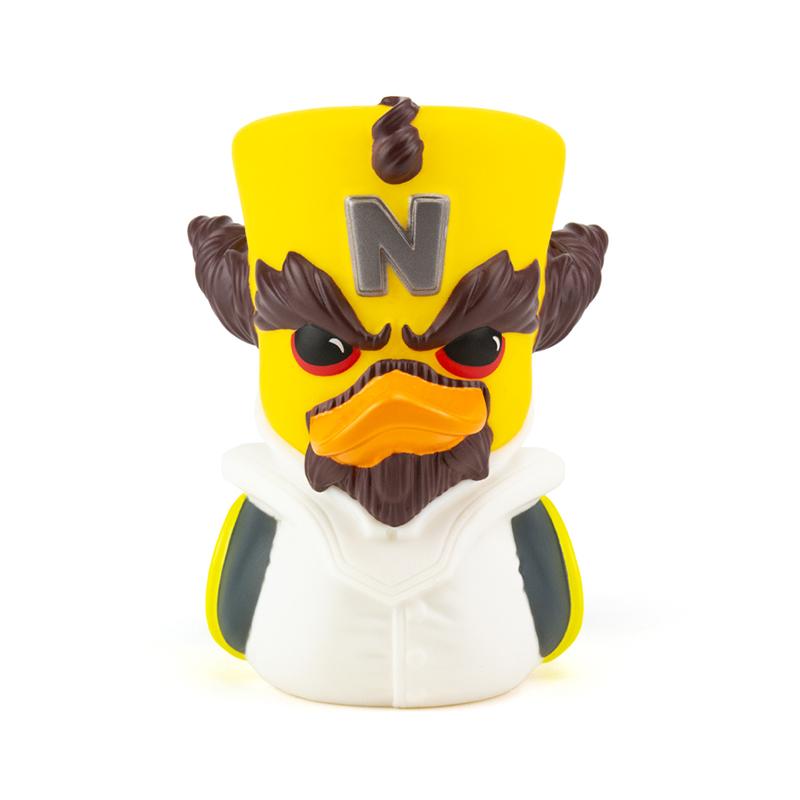 Crash Bandicoot Dr. Neo Cortex TUBBZ Cosplaying Duck Collectible