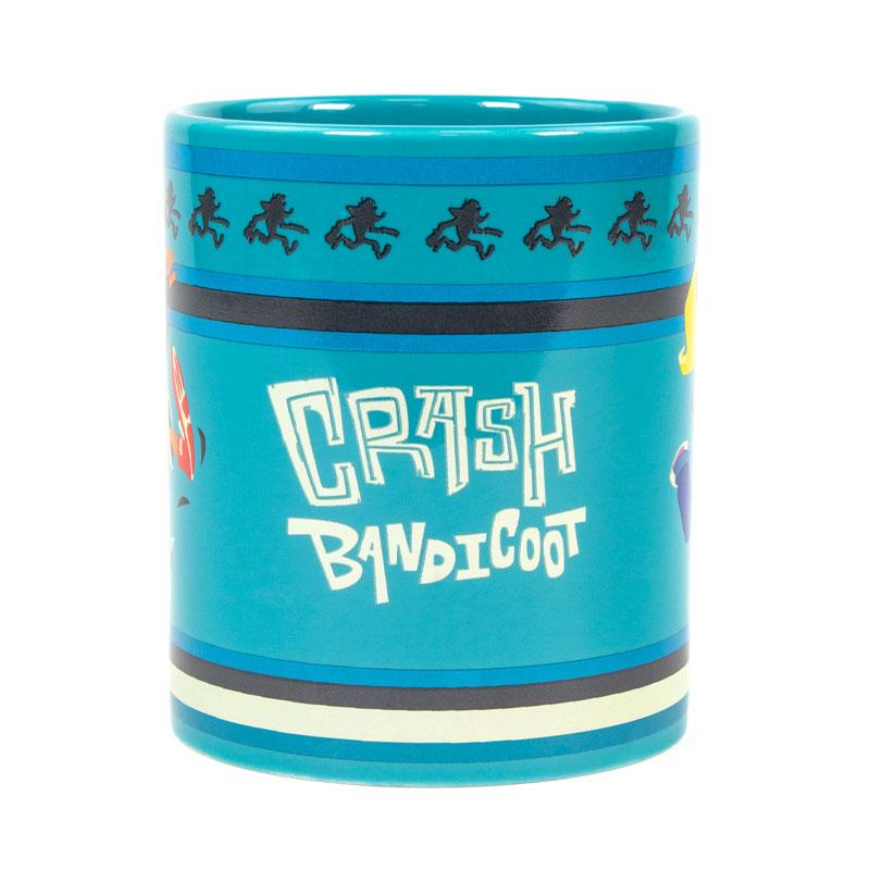 Crash Bandicoot 20oz Ceramic Mug