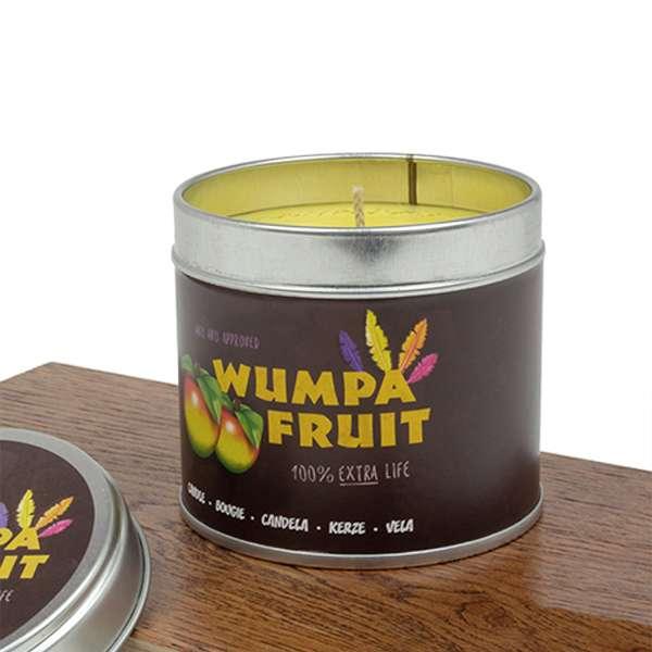 Crash Bandicoot Wumpa Fruit Candle
