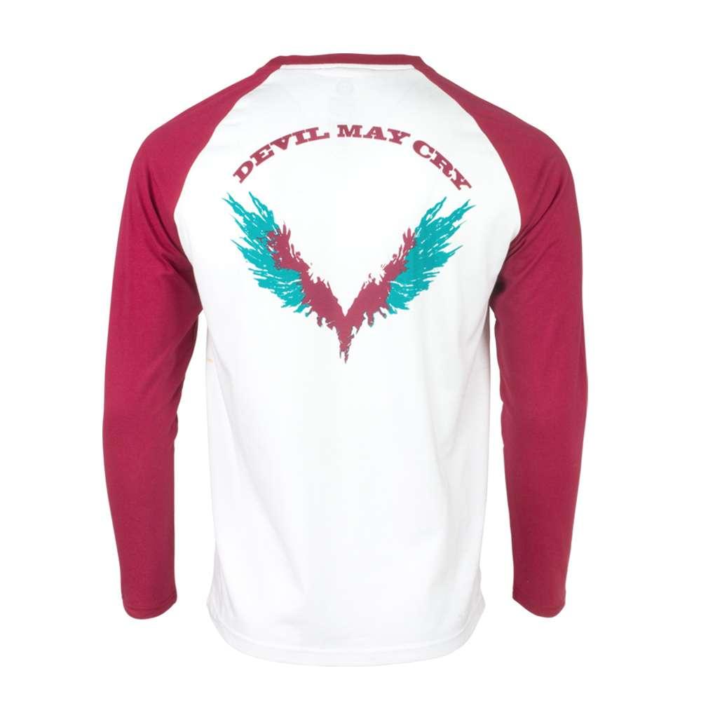 Devil May Cry Raglan T-Shirt