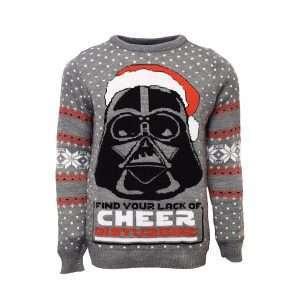 Star Wars Darth Vader Christmas Jumper / Ugly Sweater