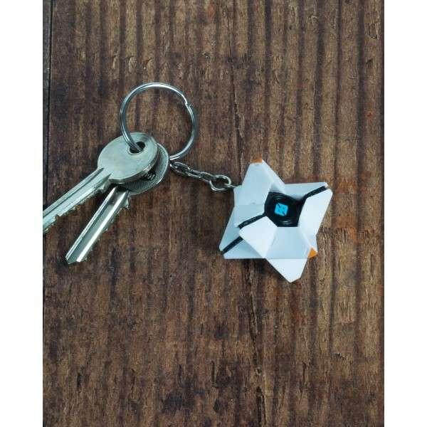 Destiny Generalist Ghost 3D Keyring / Keychain