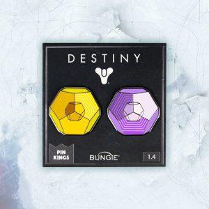 Pin Kings Destiny Enamel Pin Badge Set 1.4 – Engram