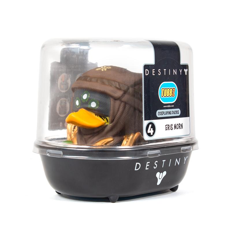 Destiny Eris Morn TUBBZ Cosplaying Duck Collectible