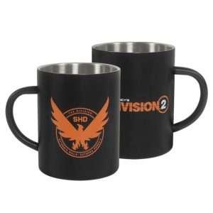 Tom Clancy's The Division 2 Phoenix Steel Mug