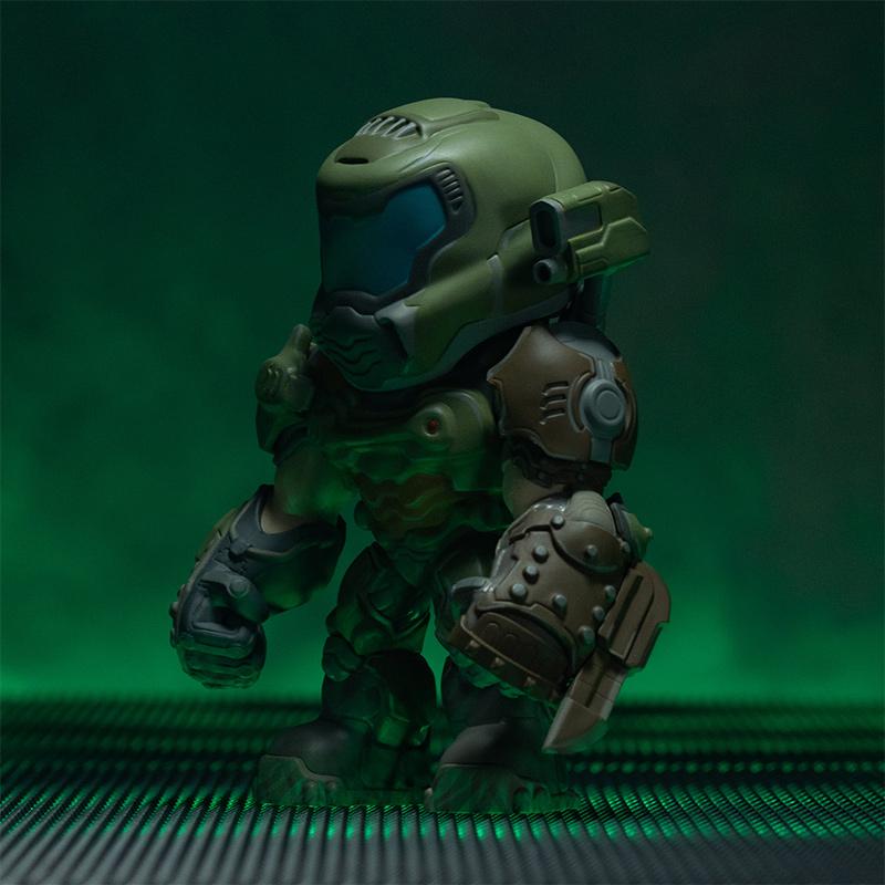 Official DOOM® DOOM Slayer Collectible Figurine