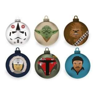Star Wars The Empire Strikes Back Christmas Decorations / Ornaments
