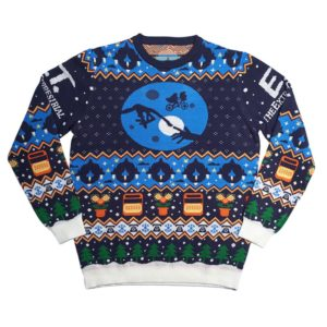 Official E.T. Christmas Jumper / Ugly Sweater