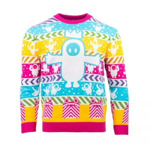 Official Fall Guys Christmas Jumper / Ugly Sweater