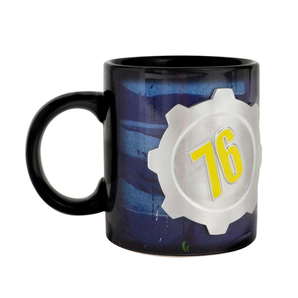 Official Fallout 76 Vault 76 Mug
