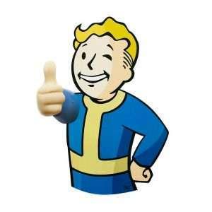 Official Fallout 76 3D Vault Boy Coat Hooks (2 Pack)