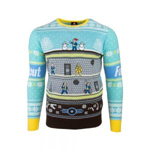 Fallout Vault Christmas Jumper / Ugly Sweater