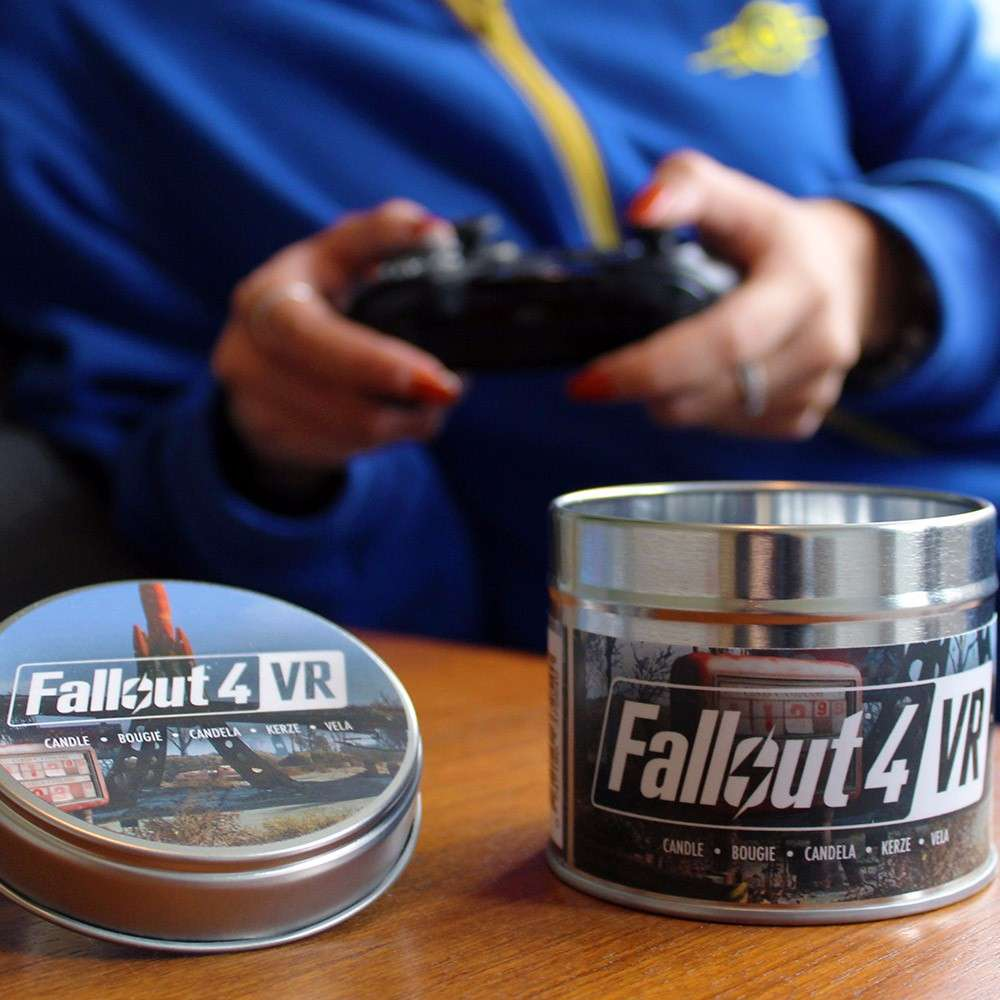 Fallout 4 VR 4D Candle