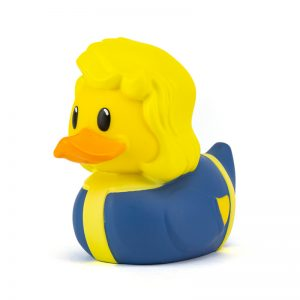 Fallout Vault Girl TUBBZ Cosplaying Duck Collectible