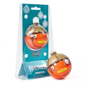 Bauble Heads Fortnite 'Fishstick' Christmas Decoration / Ornament