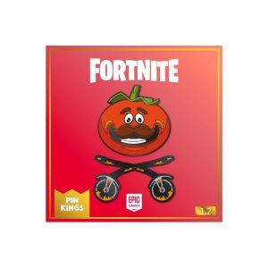 Pin Kings Fortnite Enamel Pin Badge Set 1.2 – Tomatohead