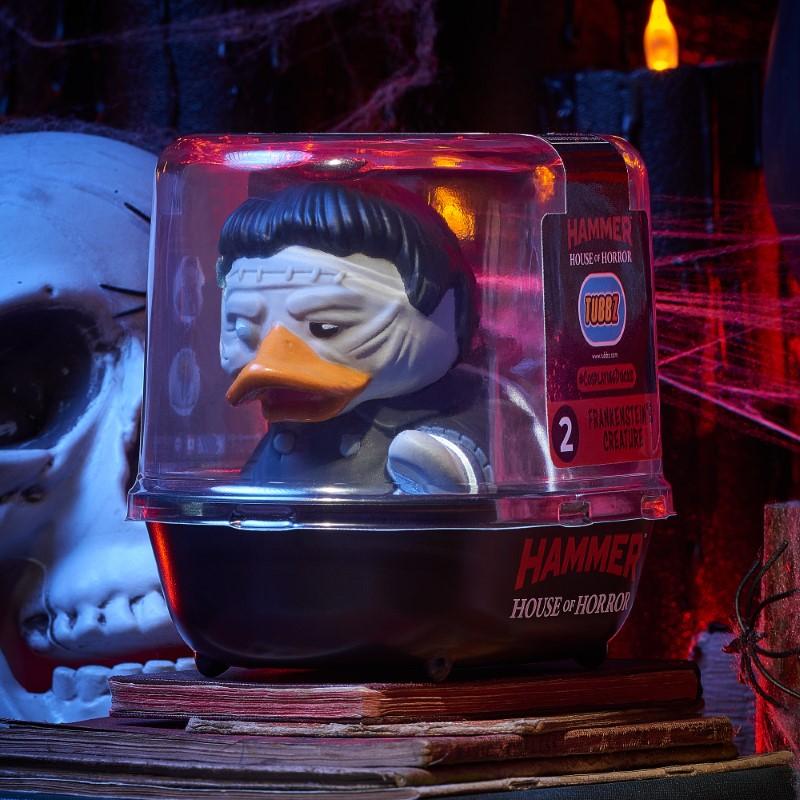 Horror Frankenstein's Creature TUBBZ Cosplaying Duck Collectible