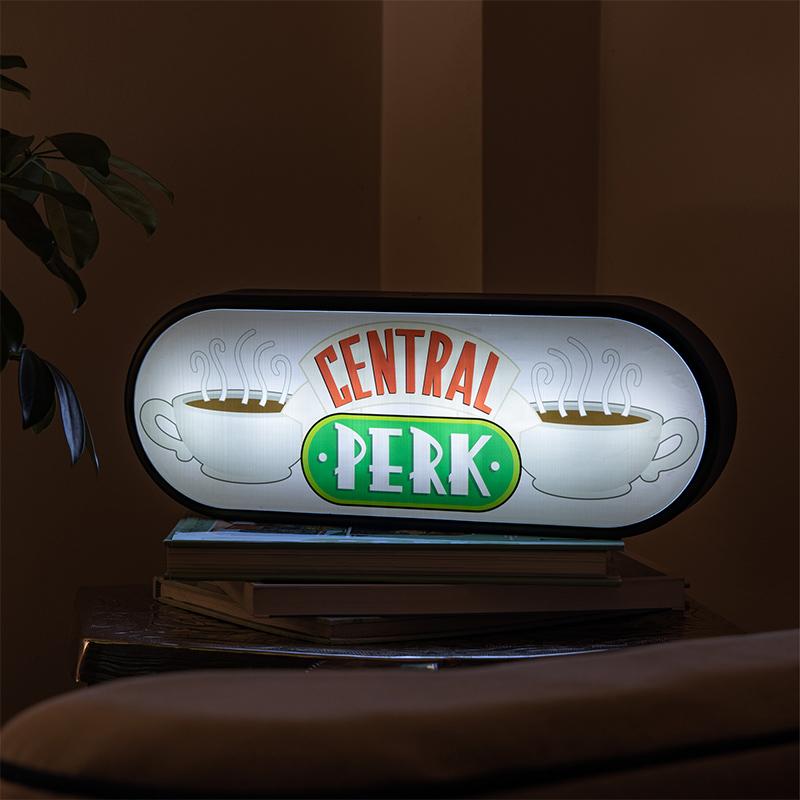 Official Friends Central Perk 3D Desk Lamp / Wall Light