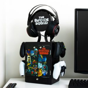 Official The Suicide Squad Gaming Locker