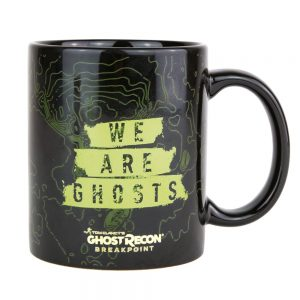 Tom Clancy's Ghost Recon Metal Badge Mug