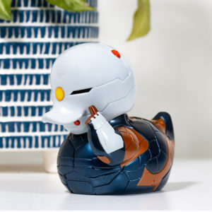 Metal Gear Solid Gray Fox TUBBZ Cosplaying Duck Collectible