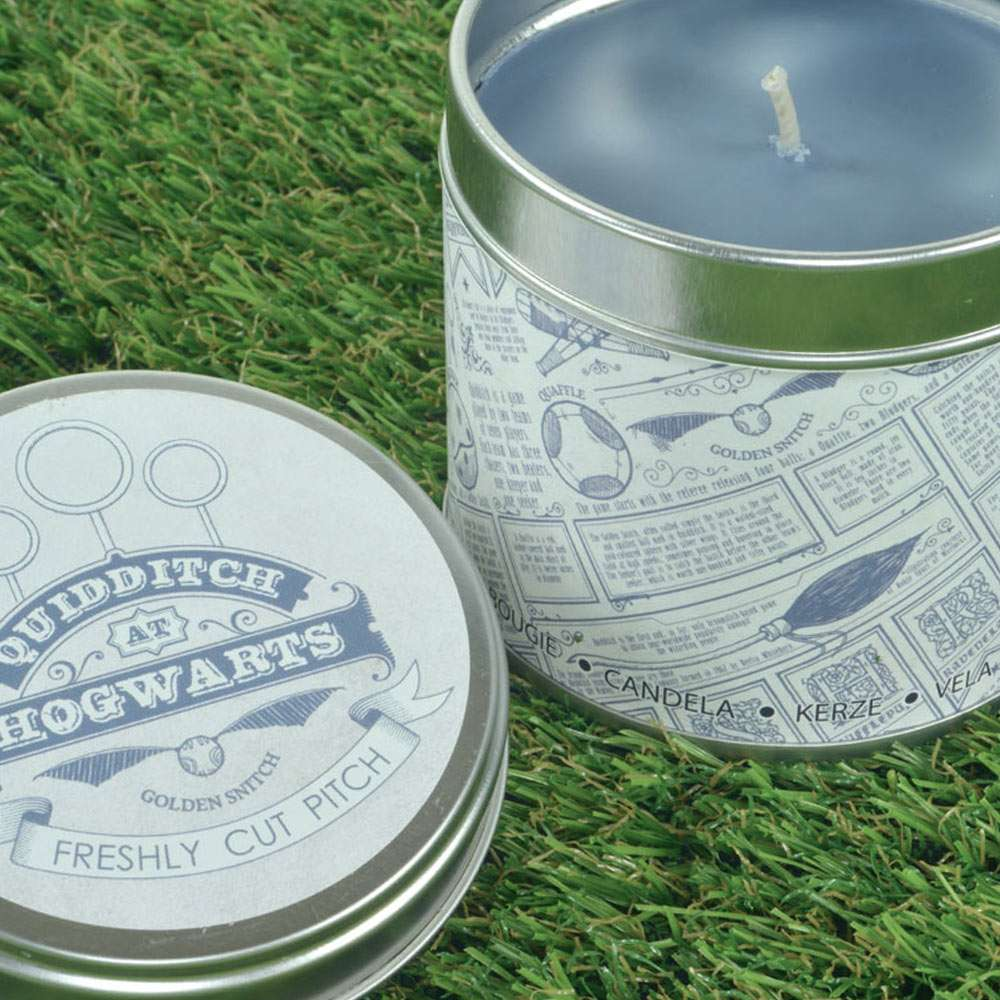 Harry Potter Quidditch Pitch Candle